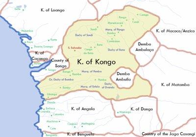 L'histoire du Kongo à travers ses Rois (4ème Partie)