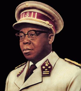 Joseph Kasa-Vubu, un monument de l'histoire du Congo !