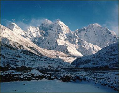 À la découverte de l'Himalaya