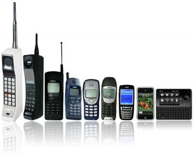 Le Téléphone mobile : une des plus grandes inventions de ces dernières années.
