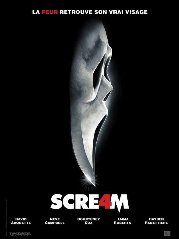 Scream 4 , que pensez vous du film ?