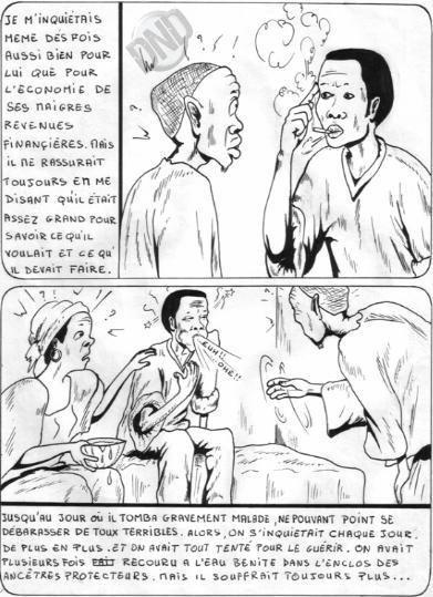 Le tabac t'abat! (22)