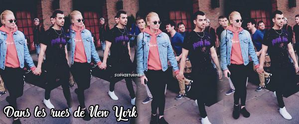 New York + Women for Women.