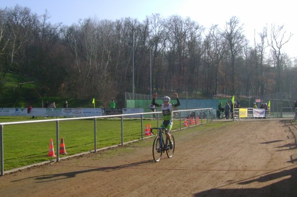 Cyclo cross de Saint Clair du Rhône