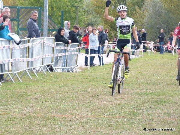 Cyclo-Cross de St Alban du Rhône