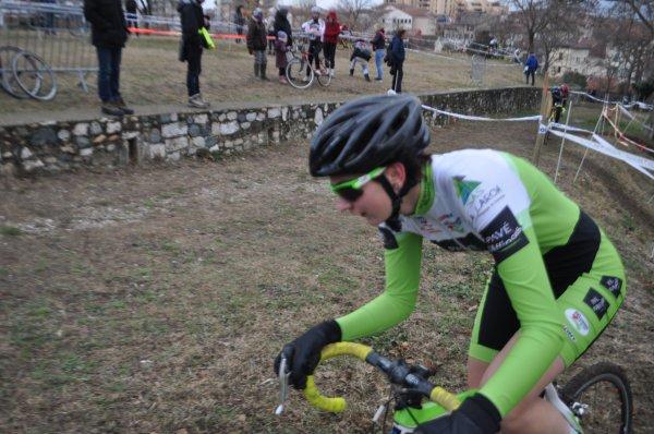 Cyclo-cross de Romans