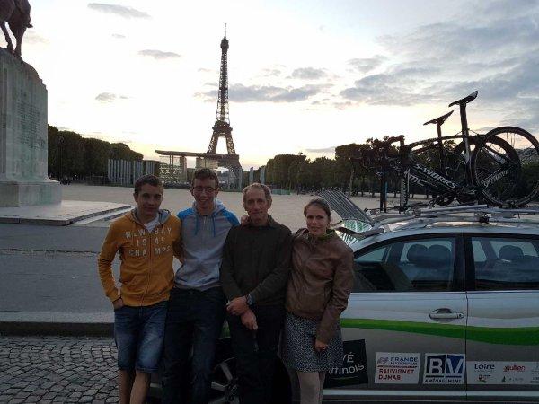 Résultat Course bonus/Paris