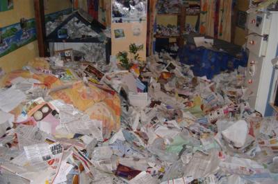 Une chambre en bordel les d lires de ch 39 pouille ou matt for Chambre en bordel