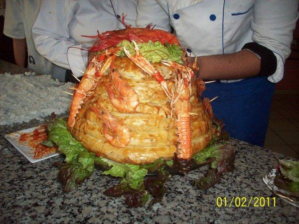 cours de cuisine de mardi mhancha pyramide salee
