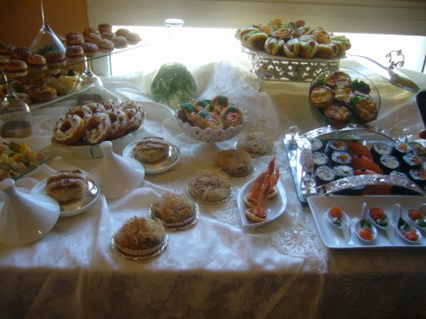BUFFET DE SALEE