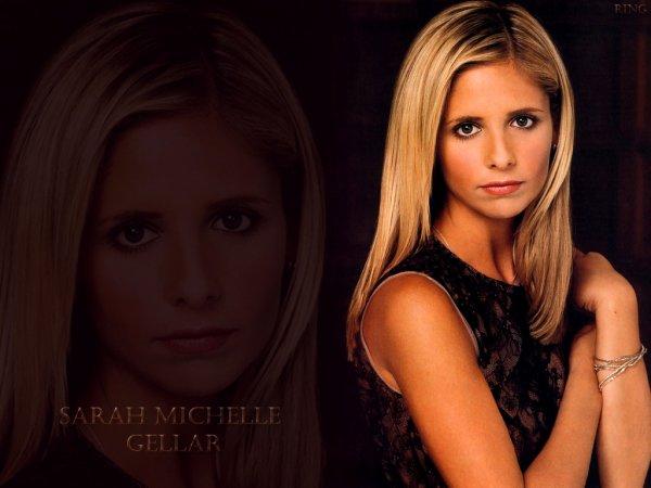 Buffy contre les vampires : Sarah Michelle Gellar trop vieille pour un film ( je kiff)