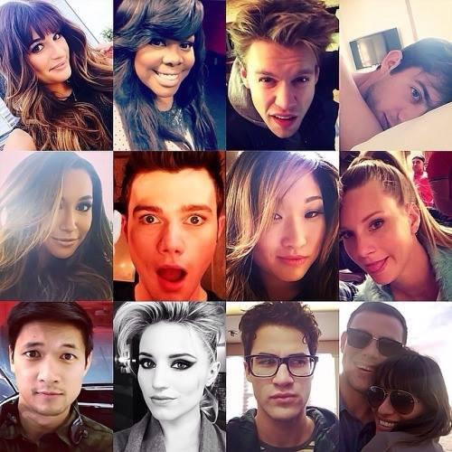 Glee <3 <3
