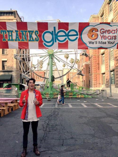 Bye Bye Glee ( parti 3)