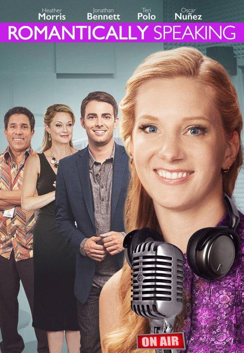 Affiche promo de Romantically Speaking av Heather