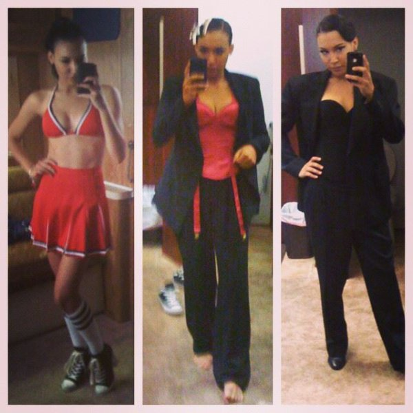 Naya Rivera a poser ses photo