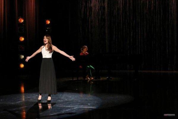Rachel Berry chanson This Time saison 6 épisode 13