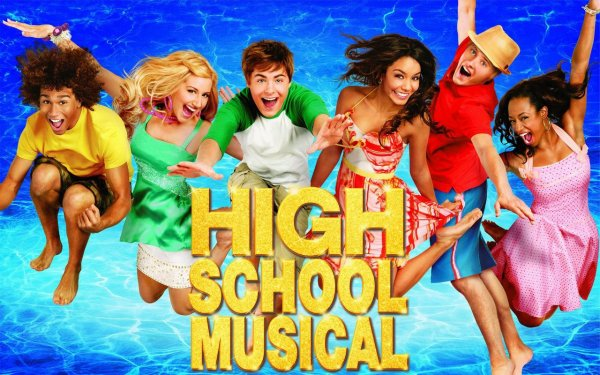 High School Musical 4 East Meets West en 2015