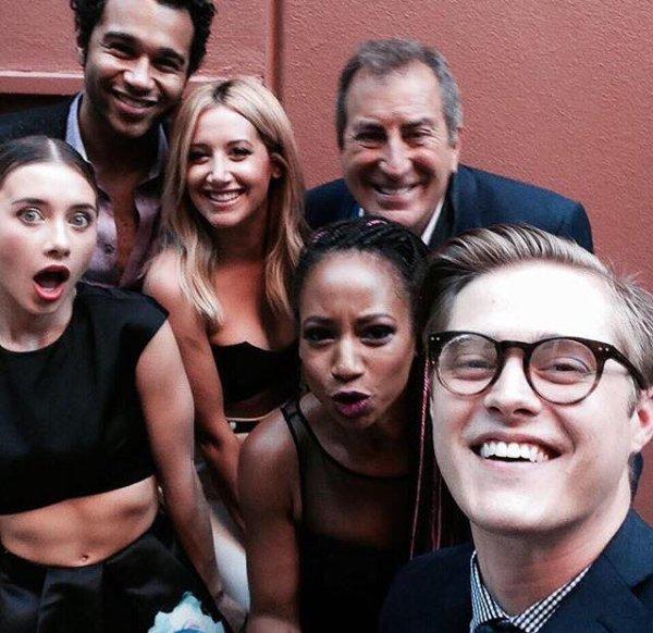 Les acteurs de High School Musical s'offrent LA réunion du siècle et on a la larme à l'½il !