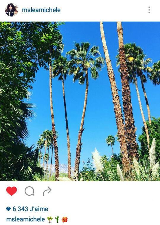 Lea Michele et Becca Tobin  sur Twitter