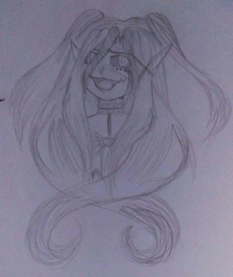 Petit sketch sur Yukia