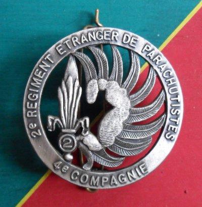 Légion Etrangère 2ème REP