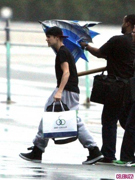Justin en Australie!!!!