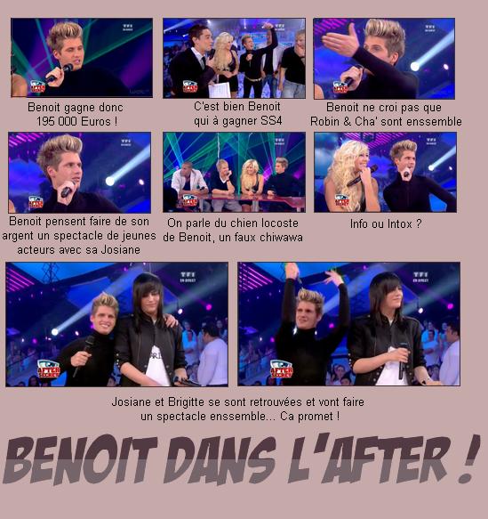 ~ Benoit dans l'after