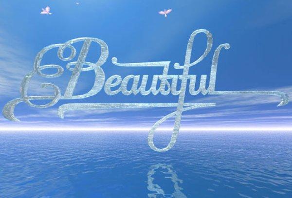 ~* Une personne est belle uniquement lorsque cette beauté se reflète sur les autres. *~