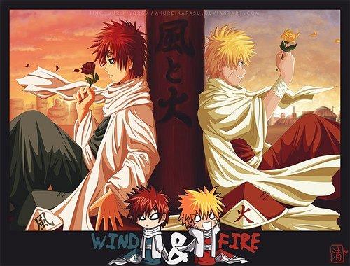 Naruto Vs Garaa