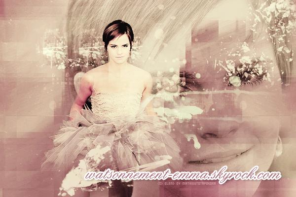 Ta source Française sur Emma Watson ♥