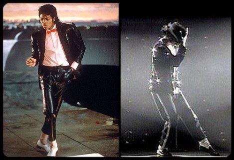 Michael sur Billie Jean :D