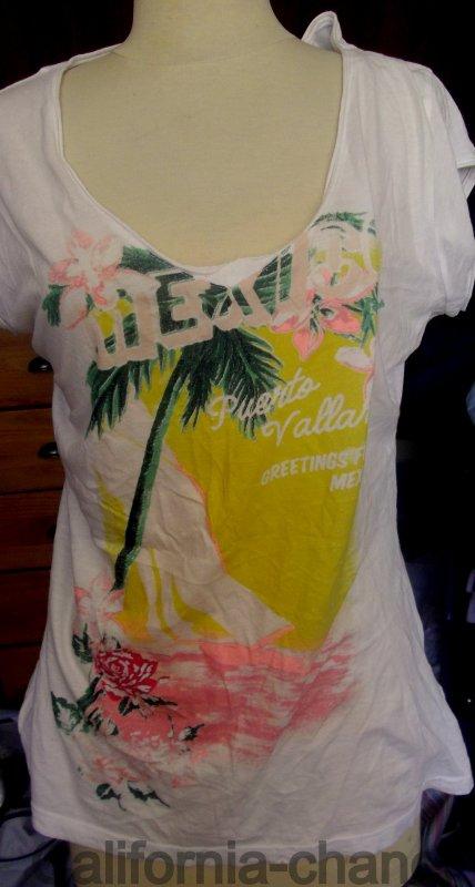 Tee shirt. H&M.