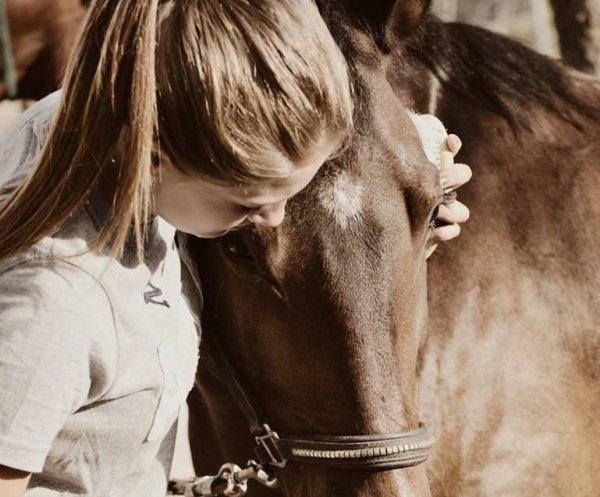 L'amour ne connaît pas de barrière. Il saute les obstacle, saute les clôtures pénètre les murs pour arrivé a sa destination, pleins d'espoir ! ♥
