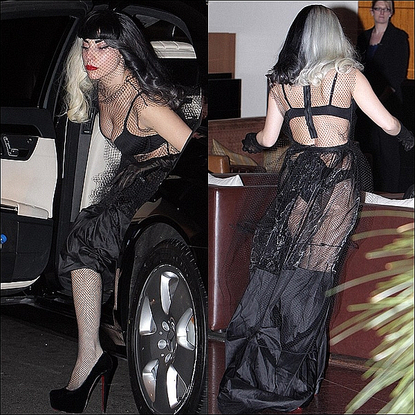 -[/align=center] 10/07/11 : Encore des news, Lady Gaga à été aperçue arrivant a son hotel dans Sydney en Australie. -[/align=center]