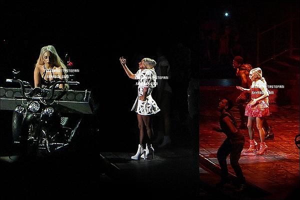 _  07/05/12 : Lady Gaga continue sa tournée mondiale encore à Hong Kong en Chine. _