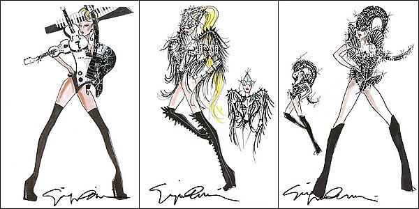 .20/04/12 : Lady Gaga est arrivée il y a quelques heures à l'aéroport de Séoul c'est un top elle est sublime. Petit rappel : c'est là-bas que la première date de la tournée Born This Way Ball Tour aura lieu, le 27 avril prochain..