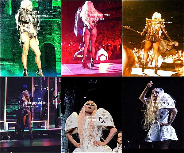 _  10/05/12 : Lady Gaga continue sa tournée mondiale à Tokyo au Japon cette fois ci. _