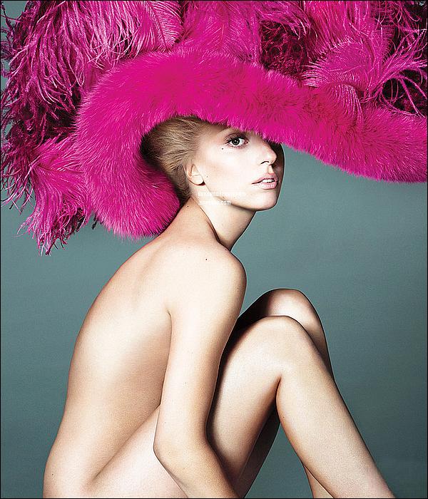 _  Lady Gaga fera la couverture du célèbre magazine « Vogue US » édition de septembre.  _