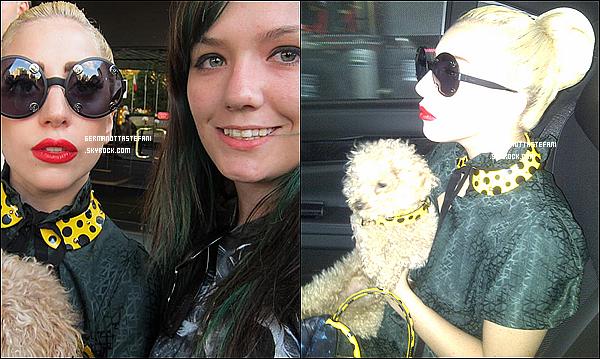 -[/align=center] 11/08/ 12/08 : Lady Gaga a été aperçue a trois reprises a Sofia en Bulgarie pour sa tournée Mondiale.   -[/align=center]