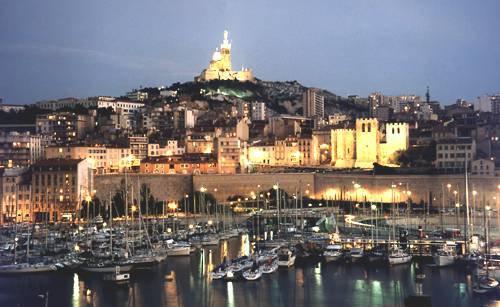 Voici ma ville préférée Marseille