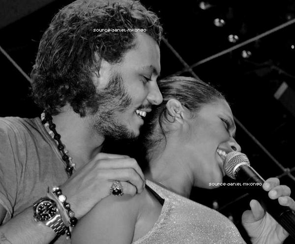 ♦ www.Source-Daniel-Mkongo.skyrock.com ; 22 Octobre, Daniel, Ayem & Julie (SS4) a la Sete.