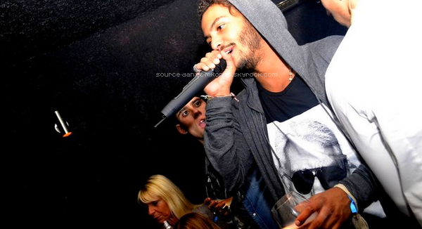 ♦ www.Source-Daniel-Mkongo.skyrock.com ; Daniel était au Hidden Treasure le 01/09 ♥