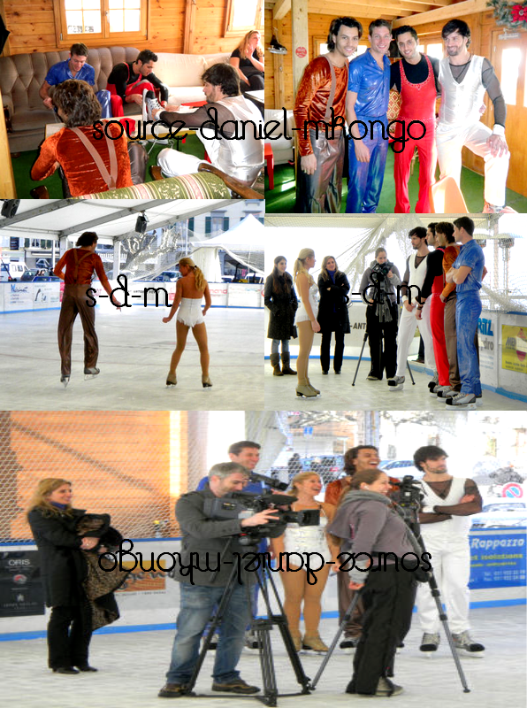 ♦ www.Source-Daniel-Mkongo.skyrock.com ; Daniel à la patinoire de Vevey le 4/02/10. + Photos du gagnant de Mister Ticino en 2008 avec la gagnante (Miss/Mister Ticino 2008)