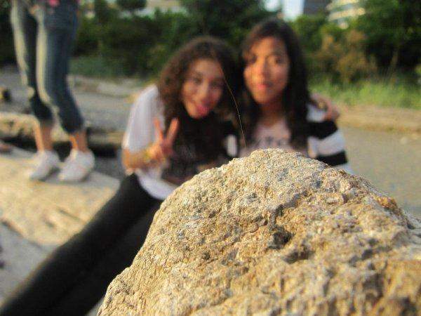 cristina et moi<3<3