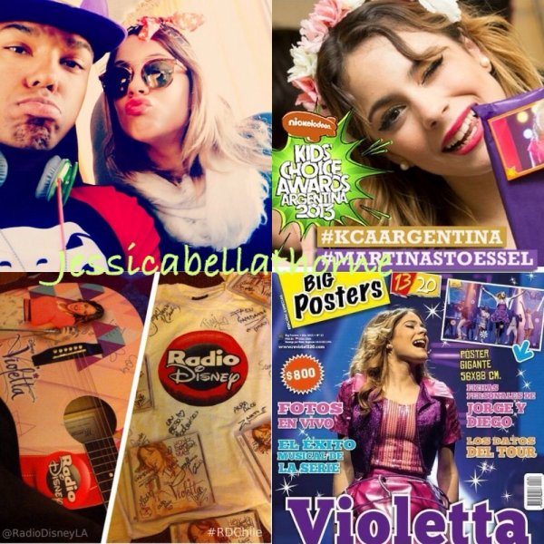 :-) article news pour les tinistas ! 💜 + back stage des photos faite par tini !!!