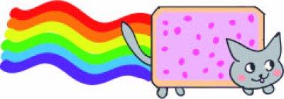 C'est moi qui l'ai fait =) Nyan Cat powaaaaaaaaaaaa