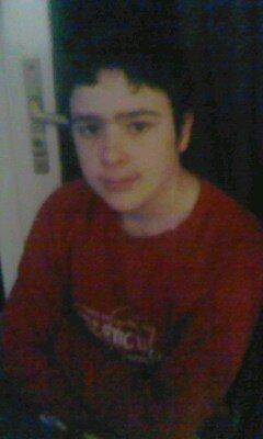 Vioici mon grand Joris 14 ans