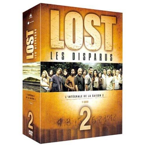 LOST LES DISPARUS SAISON 2