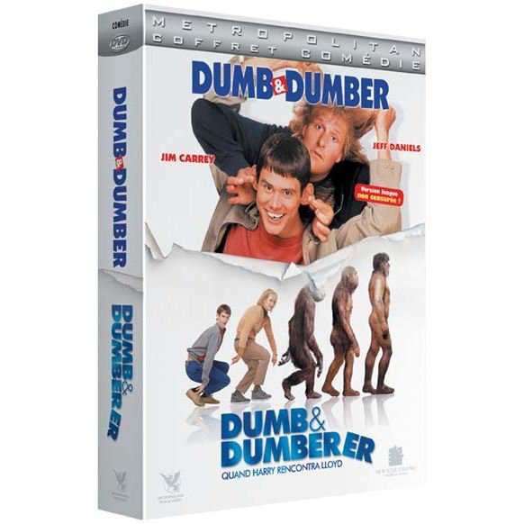 DUMB & DUMBER + DUMB & DUMBERER