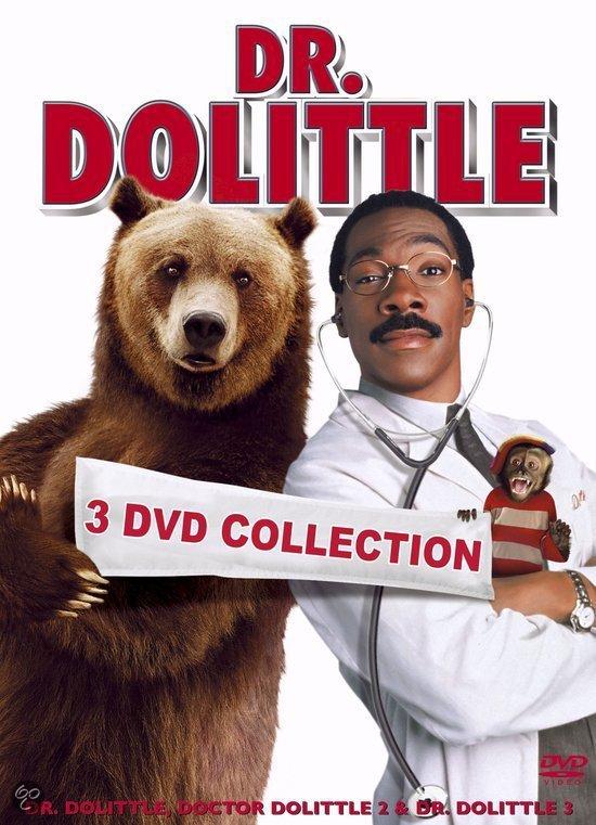 DOCTEUR DOLITTLE 1+2+3
